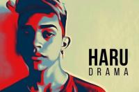 Conocé todo sobre Harú, el joven cantante que la rompe en las redes con tan solo 17 años