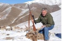 Vuelven a habilitar la caza de ciervos y otros animales exóticos en Mendoza