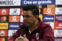 Tranquilidad para los hinchas: Gallardo confirmó que seguirá en River