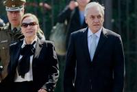 Filtran audio de la esposa de Piñera: