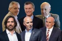 Estos son los candidatos a Presidente de la Nación