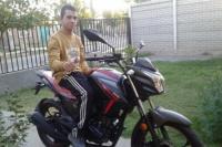 Tras agonizar una semana, murió el joven que cayó de su moto en el Acceso Sur