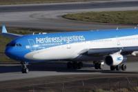Quieren embargar bienes de Aerolíneas Argentinas