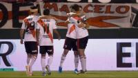 River goleó 4 a 0 a Unión en El Monumental