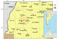 Fuerte temblor en La Rioja: también se sintió en San Juan