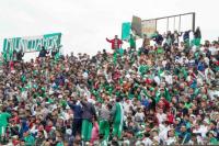 Desamparados – Peñarol, solamente con público local