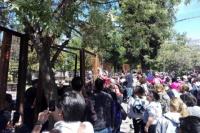 Ctera convocó a un paro nacional para mañana por los nuevos incidentes en Chubut
