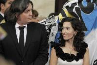 La exesposa de Máximo Kirchner presentó a su novia en las redes