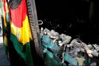 En Bolivia, policías hicieron motines en varios estados