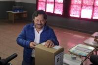Gustavo Sáenz anunció que si gana, trabajará junto con Alberto Fernández