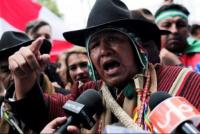 A pesar del llamado a elecciones, la oposición sigue pidiendo la renuncia de Evo Morales