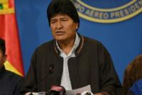 Evo Morales pide al Papa Francisco y la ONU que medien en el conflicto de Bolivia