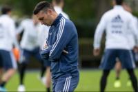 Scaloni mantiene dos dudas en la Selección Argentina antes del clásico ante Brasil