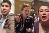 Amenazan a periodistas argentinos en Bolivia