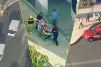 En California, dos muertos en el tiroteo en una escuela