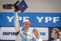 El sanjuanino Ariel Persia se consagró campeón del Top Race Junior