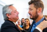 Alberto Fernández defendió a Marcelo Tinelli y criticó a Susana Giménez