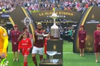 Tocó la copa e hizo los dos goles del campeonato: Gabigol, ¿el