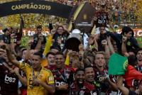 Sobre el final, Flamengo se lo dio vuelta a River y se consagró campeón