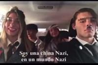 Indignante: alumnos de una escuela sanjuanina se disfrazaron de nazis para un trabajo