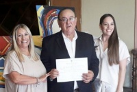 Intendente pampeano designará a su esposa en dos cargos municipales