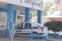 Accidente fatal en San Martín: un hombre falleció tras un fuerte impacto contra un camión sisterna