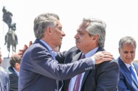 Macri llamó a Fernández antes del anuncio de la cuarentena total