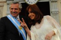 Alberto Fernández asumió como presidente: