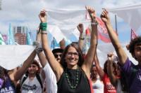En Argentina por primera vez hay un Ministerio de la Mujer