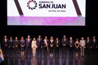 Uno a uno, los integrantes del nuevo gabinete de Sergio Uñac
