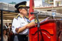 Por primera vez en 194 años una mujer es la nueva jefa de la Policía salteña