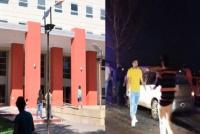 Identificaron a los heridos del choque en Pocito