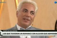 Cristian Castro habló de su romance con Thalía y su pelea con Luis Miguel