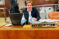 Angaco: comunicaron la derogación del aumento de sueldo a la planta política