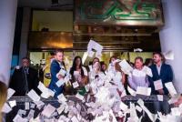 Se realizó el sorteo de fin de año de la Caja de Acción Social: conocé los ganadores