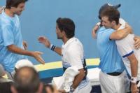 Copa ATP: Argentina venció a Polonia por 2 a 1 en el debut