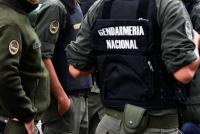Un gendarme fue detenido por conducir ebrio