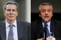 Fuerte denuncia de la madre de Nisman contra Alberto Fernández