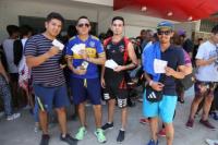Los fanáticos sanjuaninos se agolparon para comprar las entradas