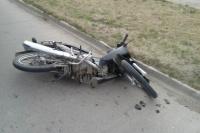 Una nena de 9 años está grave tras ser atropellada por una moto