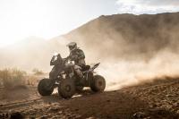 Manuel Andujar cumplió el primer tercio del Dakar
