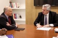 El FMI elogió el primer mes de Gobierno de Alberto Fernández