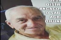 Hallaron sin vida al abuelo perdido en Angaco
