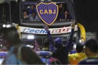 Boca prepara su llegada a San Juan