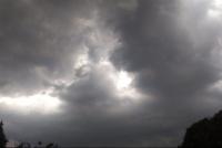 Llega un respiro a la ola de calor y se esperan tormentas con fuerte viento sur