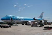 Encontraron cerca de 90 kilos de cocaína en un avión en Ezeiza