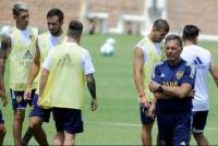 Tras el amistoso, regresa a Buenos Aires: ¿Por qué Boca no se queda en San Juan?