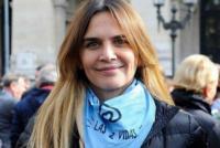 Por el aborto, Amalia Granata trató a Alberto Fernández de