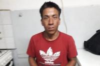 Le robó a una mujer, pero fue capturado por dos trabajadores: terminó detenido