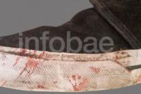 Asesinato en Villa Gesell: esta es la zapatilla con la que mataron a Fernando